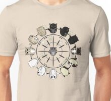 Kitty O'clock Unisex T-Shirt