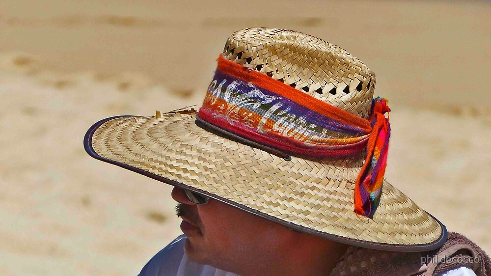 All Hat...... by phil decocco