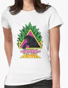 Natas Kaupas Womens Fitted T-Shirt