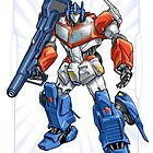 Optimus Prime by Mecha-Zone