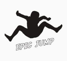 Epic Jump by RandomGertjan