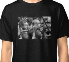 stop looking away. Classic T-Shirt
