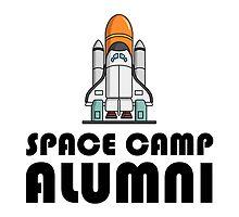 Space Camp Alumni by AmazingMart