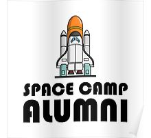 Space Camp Alumni Poster