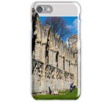 York walls minster iPhone Case/Skin