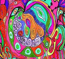 Saturday Later Purple Haze by JimmyGlenn Greenway