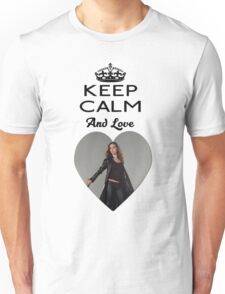 Buffy Faith Eliza Dushku Dollhouse  Unisex T-Shirt
