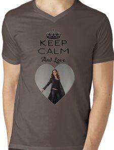 Buffy Faith Eliza Dushku Dollhouse  Mens V-Neck T-Shirt