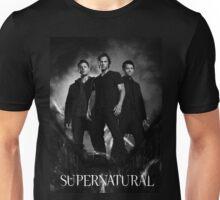 supernatural black and white Unisex T-Shirt