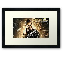 Deus ex - Mankind divided  Framed Print