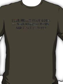3rd Planet T-Shirt