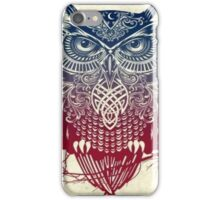 Tribal Owl iPhone Case/Skin