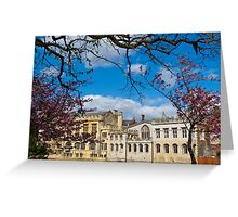 York City Guildhall river Ouse Greeting Card
