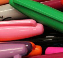 Pens! Sticker