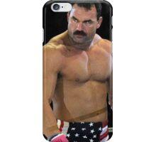 Don Frye iPhone Case/Skin