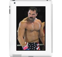 Don Frye iPad Case/Skin