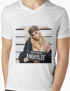 KING K  Mens V-Neck T-Shirt