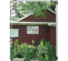 The Art House. iPad Case/Skin