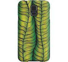 Green illusion Samsung Galaxy Case/Skin