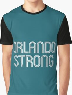 Orlando Strong Graphic T-Shirt