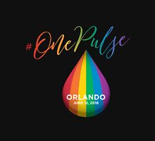 #OnePulse - remembering Orlando Unisex T-Shirt