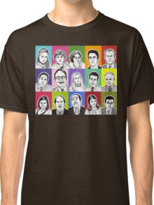 The Office Cast Classic T-Shirt