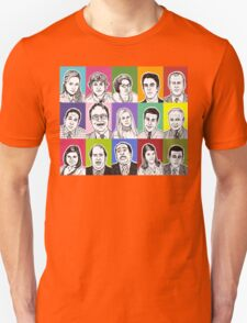 The Office Cast Unisex T-Shirt