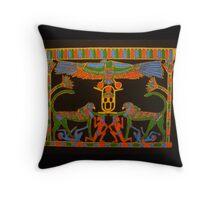 Ancient Memories Pillow and Tote Bag Throw Pillow