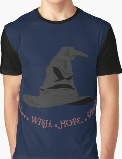The Sorting Hat Graphic T-Shirt