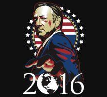 Underwood for 2016 | Unisex T-Shirt