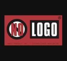 NO LOGO (Small Motif) by LetThemEatArt