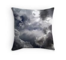Storm Pillow Throw Pillow