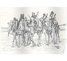 Desert Kings Poster