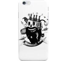 Bearded Skull iPhone Case/Skin