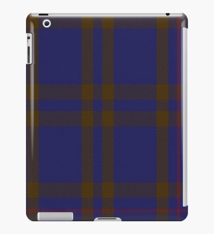 02838 Elliot Tartan iPad Case/Skin