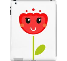 Cute colorful tulips - SPRING Designs iPad Case/Skin