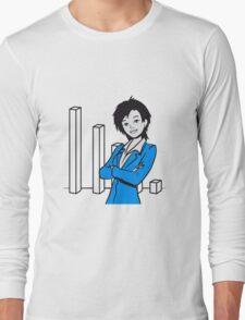 successful career woman Long Sleeve T-Shirt