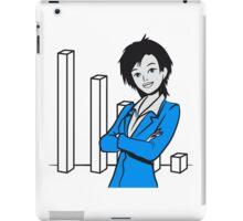 successful career woman iPad Case/Skin