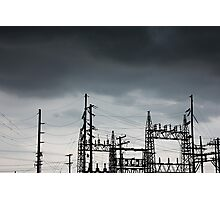Power Forces Photographic Print