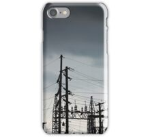 Power Forces iPhone Case/Skin