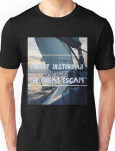 the great escape (2) Unisex T-Shirt