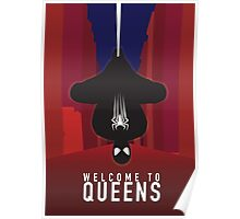 Welcome To Queens Poster