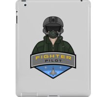 Air Force - Fighter Pilot iPad Case/Skin