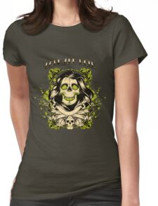 Love & Hate Womens Fitted T-Shirt