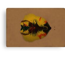 Kosmic Kreations - Watery Evolution Canvas Print