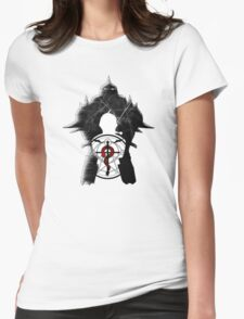 Brother in Alchemy Womens Fitted T-Shirt