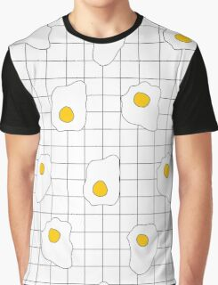 EGGS ON GRIDS Graphic T-Shirt