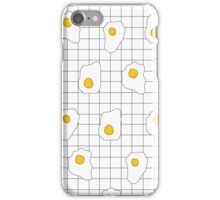 EGGS ON GRIDS iPhone Case/Skin