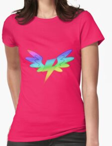 MLP - Cutie Mark Rainbow Special - The Wonderbolts Womens Fitted T-Shirt