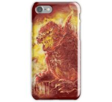 godzillava iPhone Case/Skin